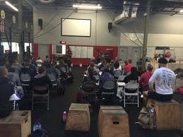 CrossFit Gymnastics Lecture (all 15 mins)