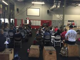 CrossFit Gymnastics Lecture (all 15 mins)